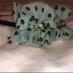 Mint Green Dressy Headband